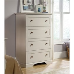 Bowery Hill 4 Drawer Chest in Cobblestone
