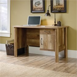 Bowery Hill Home Office Desk in Craftsman Oak