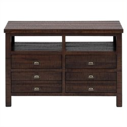 MER-1374 BH TV Stand in Brown