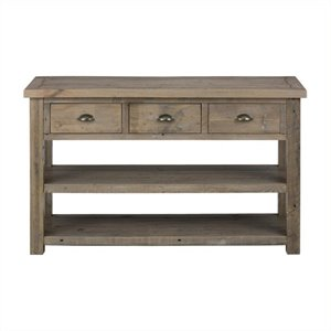 MER-1374 Bowery Hill Console Table with Straight Legs