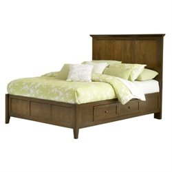 Bowery Hill 4 Drawer Storage Bed in Truffle 430833 -1397