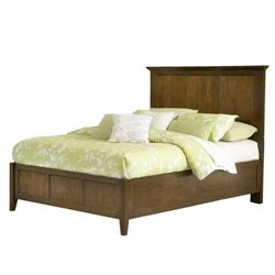 Bowery Hill Panel Bed in Truffle 430834 -1397
