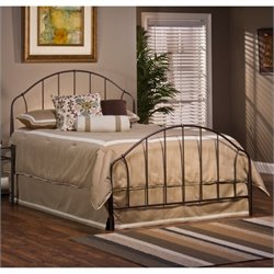 Bowery Hill Bed in Bronze 429518 -1397