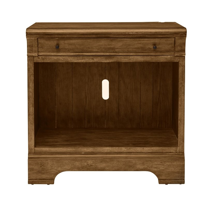 Bowery Hill Single Drawer Storage Unit