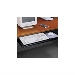 Pemberly Row Universal Keyboard Shelf