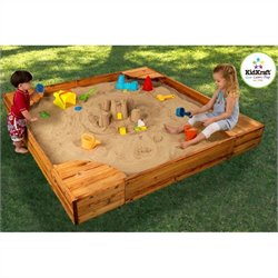 Pemberly Row Backyard Sandbox