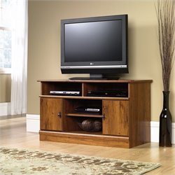 Pemberly Row Panel TV Stand