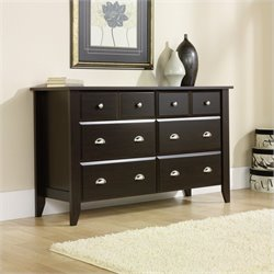 Pemberly Row Dresser in Jamocha Wood