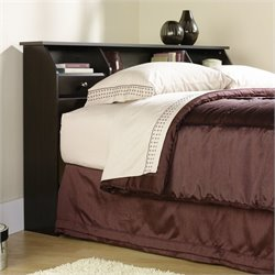 Pemberly Row Full Queen Bookcase Headboard
