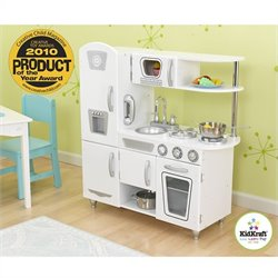 Pemberly Row White Vintage Play Kitchen