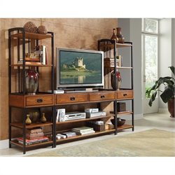 Pemberly Row 3 Piece Gaming Entertainment Center