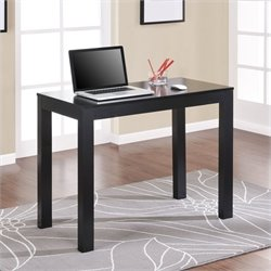 Pemberly Row Writing Desk in Black