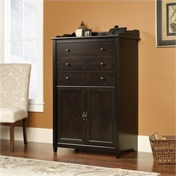 Pemberly Row Smartcenter Secretary in Estate Black