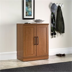 Pemberly Row Base Cabinet in Sienna Oak Finish