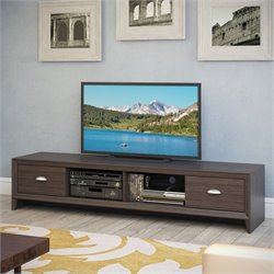 Pemberly Row TV Bench in Modern Wenge