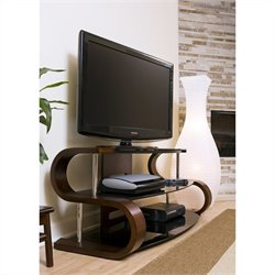 Pemberly Row TV Stand in Birch Veneer