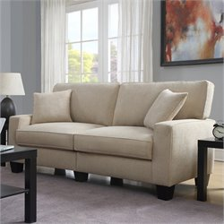 Pemberly Row Sofa in Silica Sand