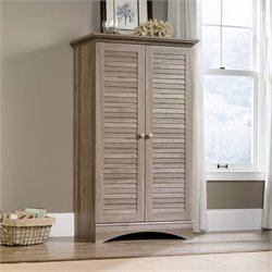 Pemberly Row Storage Cabinet in Salt Oak