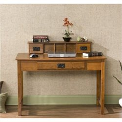 Pemberly Row Desk in Oak