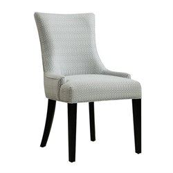 Pemberly Row Accent Chair Geo Mist