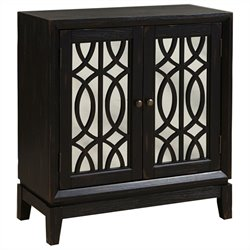 Pemberly Row Accent Chest in Black