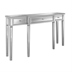 Pemberly Row Mirrored Console