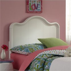 Pemberly Row Full Queen Headboard in White