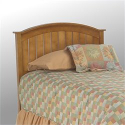 Pemberly Row Panel Headboard in Maple