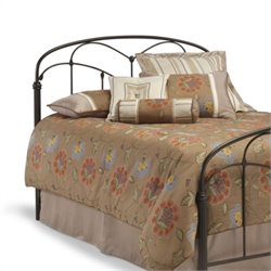 Pemberly Row Queen Panel Headboard in Hazelnut