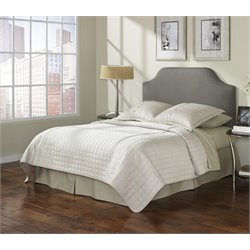 Pemberly Row Full Queen Bed in Taupe