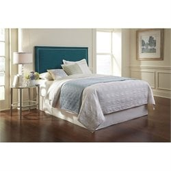Pemberly Row Twin Bed in Peacock