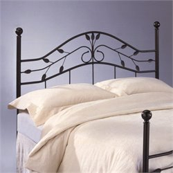Pemberly Row King Spindle Headboard in Bronze
