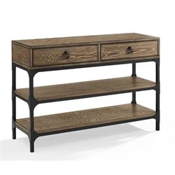 Pemberly Row Console Table in Coffee
