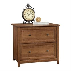Pemberly Row 2 Drawer File Cabinet in Auburn Cherry