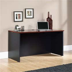 Pemberly Row Writing Desk in Classic Cherry