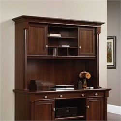 Pemberly Row Hutch in Cherry