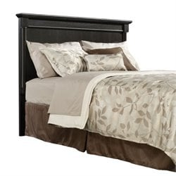Pemberly Row Queen Panel Headboard in Wind Oak