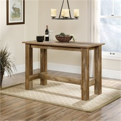 Pemberly Row Dining Table in Craftsman Oak