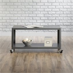 Pemberly Row Multi Cart in Cinder Gray