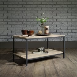 Pemberly Row Coffee Table in Charter Oak
