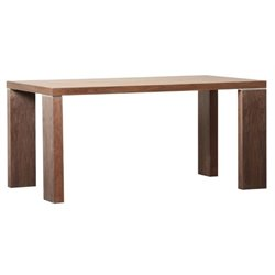 Pemberly Row Dining Table in Walnut