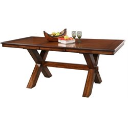 Pemberly Row Extendable Dining Table in Espresso