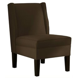 MER-1396 Upholstered Wingback Accent Chair