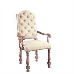 Beaumont Lane Amethea Dione Arm Dining Chair