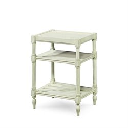 Beaumont Lane Chair Side Table in Cotton