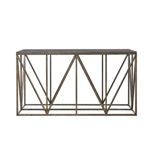 Beaumont Lane Console Table in Khaki