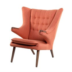 NyeKoncept Bjorn Chair in Orange