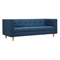 223337 Kaja Sofa in Stone Blue