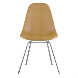 331016 Mid Century Classroom Side Chair in Aged Maple