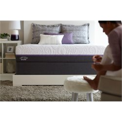 Sealy Optimum Radiance Cushion Firm Split California King Mattress